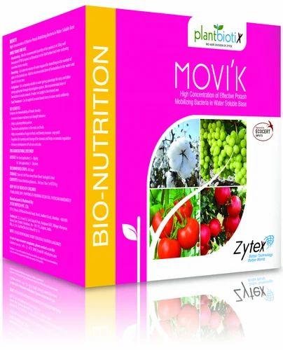 Bio Agri products - Movi'K ( Potassium Mobilizing Bacteria