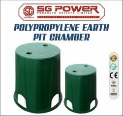 Polypropylene Earth Pit Chamber