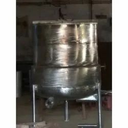 Stainless Steel Mini Storage Tank