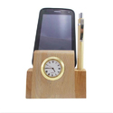 Wooden Mobile Pen Stand