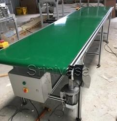PVC Packing Belt Conveyor