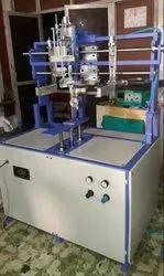 Ms Semi Automatic Screen Printing Machine