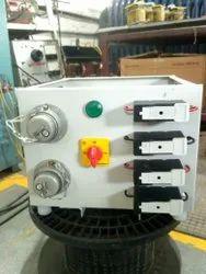 Step Up Single Phase 1 Ph 50 / 60 Hz 24 V Transformer with Enclosure