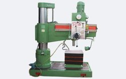 Geared Model Radial Drilling Machine
