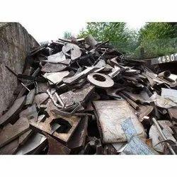 Hard Steel Scrap, Packaging Type: Loose