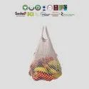GOTS organic cotton mesh bag manufacturer