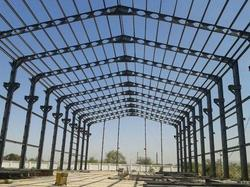 MS Panel Build Shed Fabrication Services in India