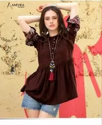 Casual Wear Western Top