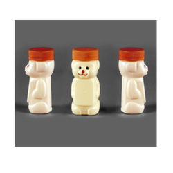 HDPE Bear Shape Tablet Container