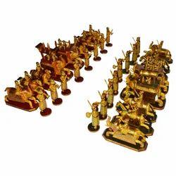 Bone Ambabari Chess Set