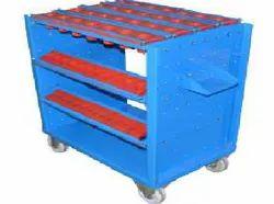 H Type CNC Trolley