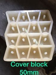 50mm Footing Cover Block Mould
