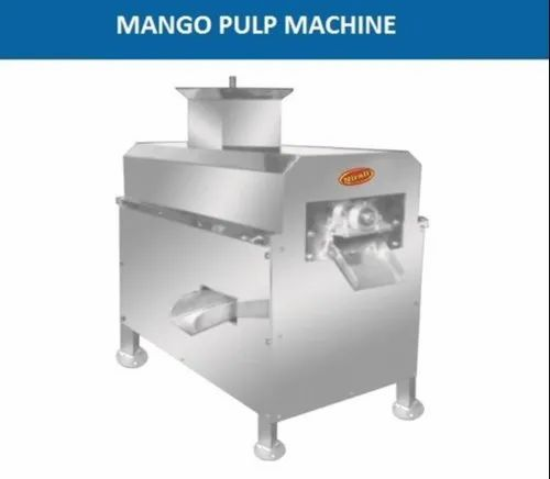 Unitech Stainless Steel Mango Pulp Machine