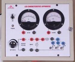 LED Characteristics Apparatus