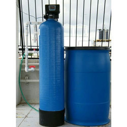 Indian NG Series Semi Automatic Softeners
