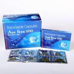 Itraconazole 100 Mg ( Ace-Itra 100)