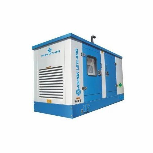 5 kVA-2250 kVA Ashok Leyland Diesel Generator - 600 KVA