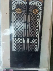 Mild Steel Safety Door