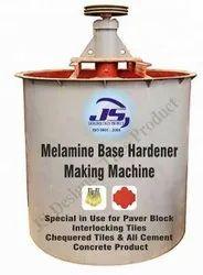 Melamine Base Hardener Making Machine