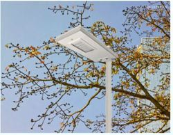24 LED Solar Street Light