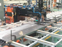 Metro Railway Roof Welding Machines