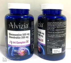 Glucosamine and Chondroitin Softgel Capsules