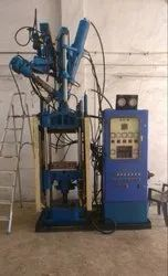 REP Make Rubber Injection Moulding Machine, Capacity: 160