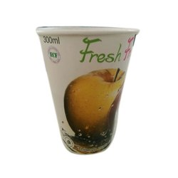 Multicolor 300 ML Printed Paper Cup