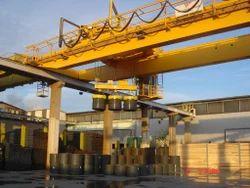Industrial Overhead Goliath Cranes