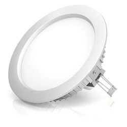 Cool daylight 6W LED Downlight, IP33, 6 W