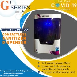 Contactless Hand Sanitizer Dispenser