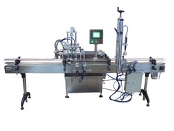 Online Induction Sealing and Jerry Can Filling Machine