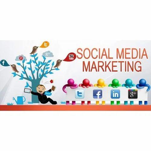Social Media Marketing Service, Social Media Marketing