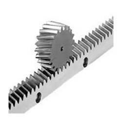 Helical Rack & Pinion Gear