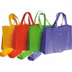 Multicolor Vishal Foldable Non Woven Bag
