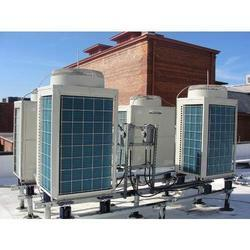 Centralized Ductable Air Cooling System