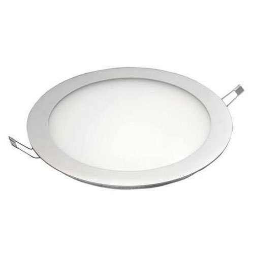 Ceramic 10W Panel Light, Shape: Round