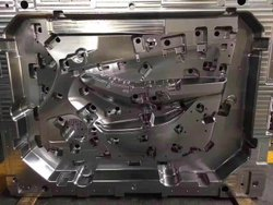 Injection Molding Silver Plastic Molds, For Moulding