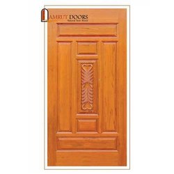 Teak Wood Doors, For Home, Hotel And Office