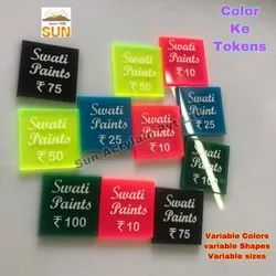 Paints Tokens