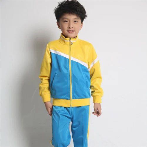 3fb7c0561d35e8 Boys Parachute Nylon Kids Sports Tracksuits
