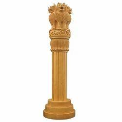 Brown Pillar Ashok Stumbh, For Event