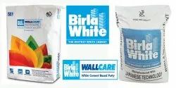 Birla White Wall Care Putty and White Cement, For Construction