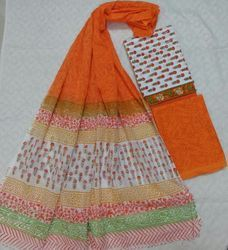 Cotton Suit Material for Girls