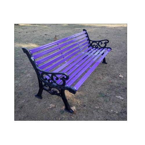 Blue High Quality Garden Bench आउटड र ब च ब हर