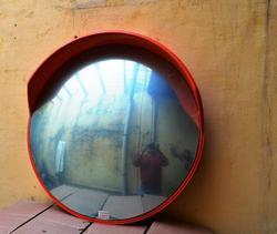 Safety Convex Mirror 24 inch 60cm