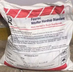 Fosroc Nitoflor Hardtop Std - Non Metallic, Dry Shake, Monolithic Surface Hardener