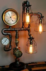Industrial Customized Lamps