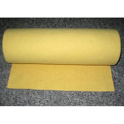 Yellow Filter Bag Making Nonwoven Needle Punch Felt Fabric