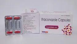 Itraconazole 200 Capsules